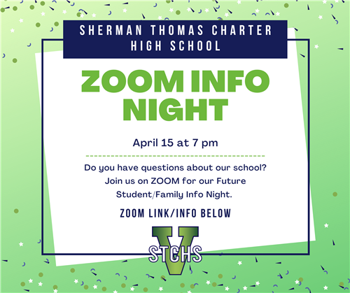 ZOOM Info Night Image