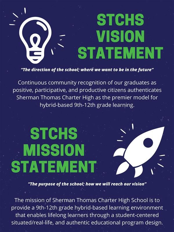 STCHS Vision and Mission